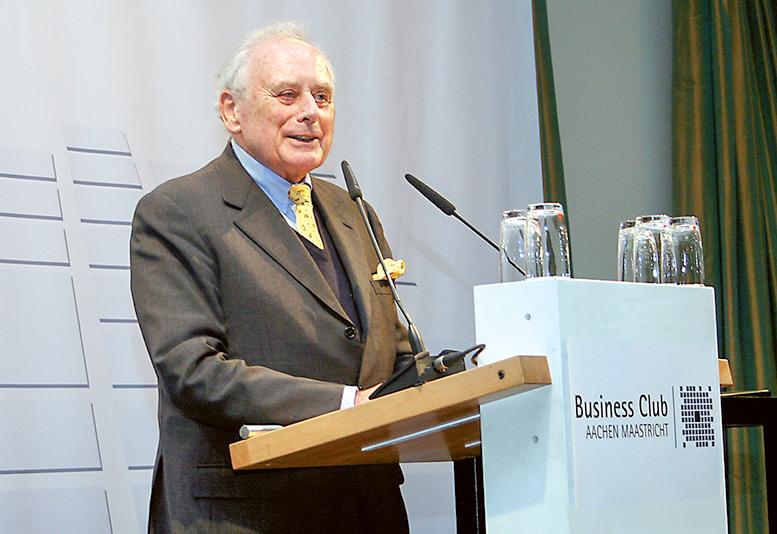 Prof. Dr. Reinhold Würth (Preisträger 2009)