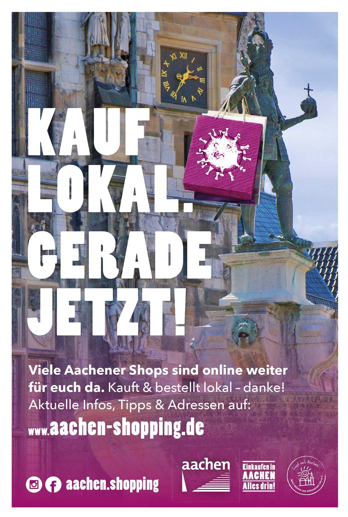 Aachen Shopping