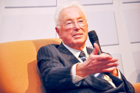 Prof. Dr. Heinz-Horst Deichmann (Preisträger 2011)