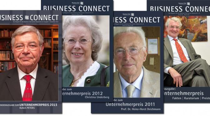 Business Connect © Alexander Samsz