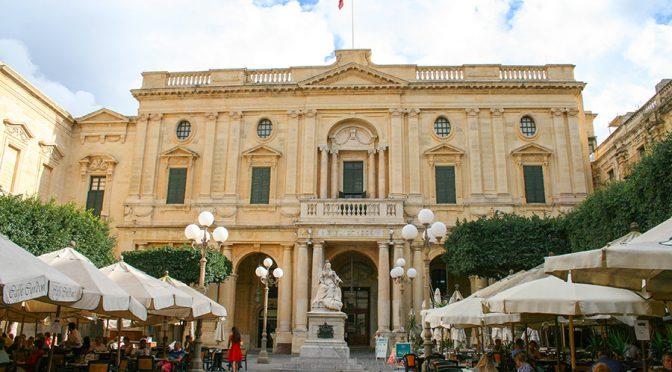 Unternehmerreise 2017 nach Malta